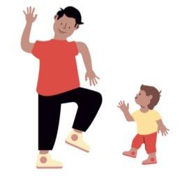 Samen bewegen met je kind