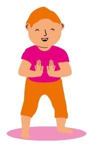 Bewegen met je baby geluid klappen