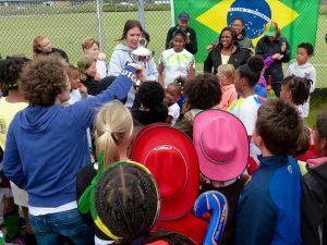 Familietoernooi 2016 - HCF goes Brazil