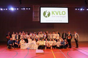 Sportiefste School van Nederland 2016: het Blariacum College te Venlo