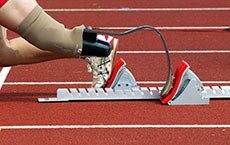 Onderdeel op Paralympics: Atletiek met blades
