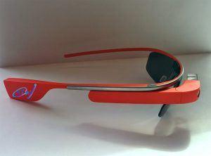 google glas bril
