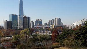 panoramafoto Seoul Olympic Park
