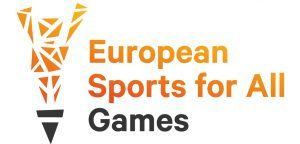 Logo Tafisa European Sports for All Games 2018
