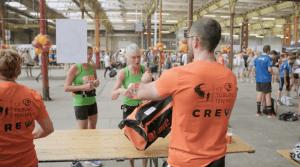 sportevenementen integratie vluchtelingen