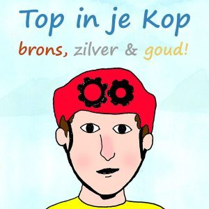flyer Top in je kop