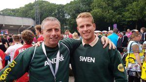 André en Sven