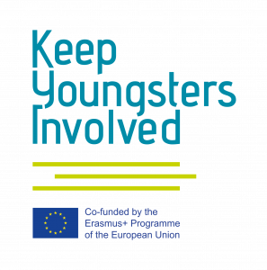 logo Keep Youngsters Involved EU