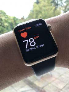 een smartwatch
