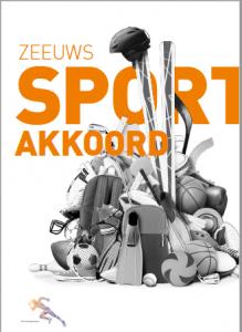 Voorblad van Zeeuws Sportakkoord