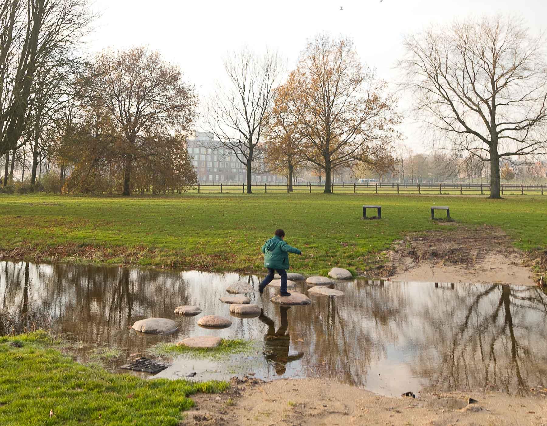 Fonkelnieuw Investeer in groen voor jeugd   beweegvriendelijke omgeving VR-16
