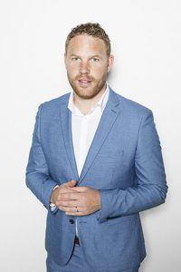 portretfoto Roy de Witte, Gedeputeerde sport Overijssel