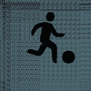 ikoon sporter wekelijks