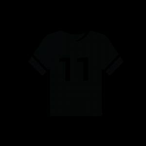 ikoon voetbalshirt
