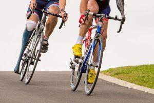 Sporthulpmiddel wielrennen