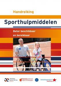 cover Handreiking Sporthulpmiddelen Omslag