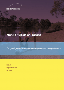 Monitor Sport en Corona