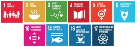 De overige Sustainable Development Goals